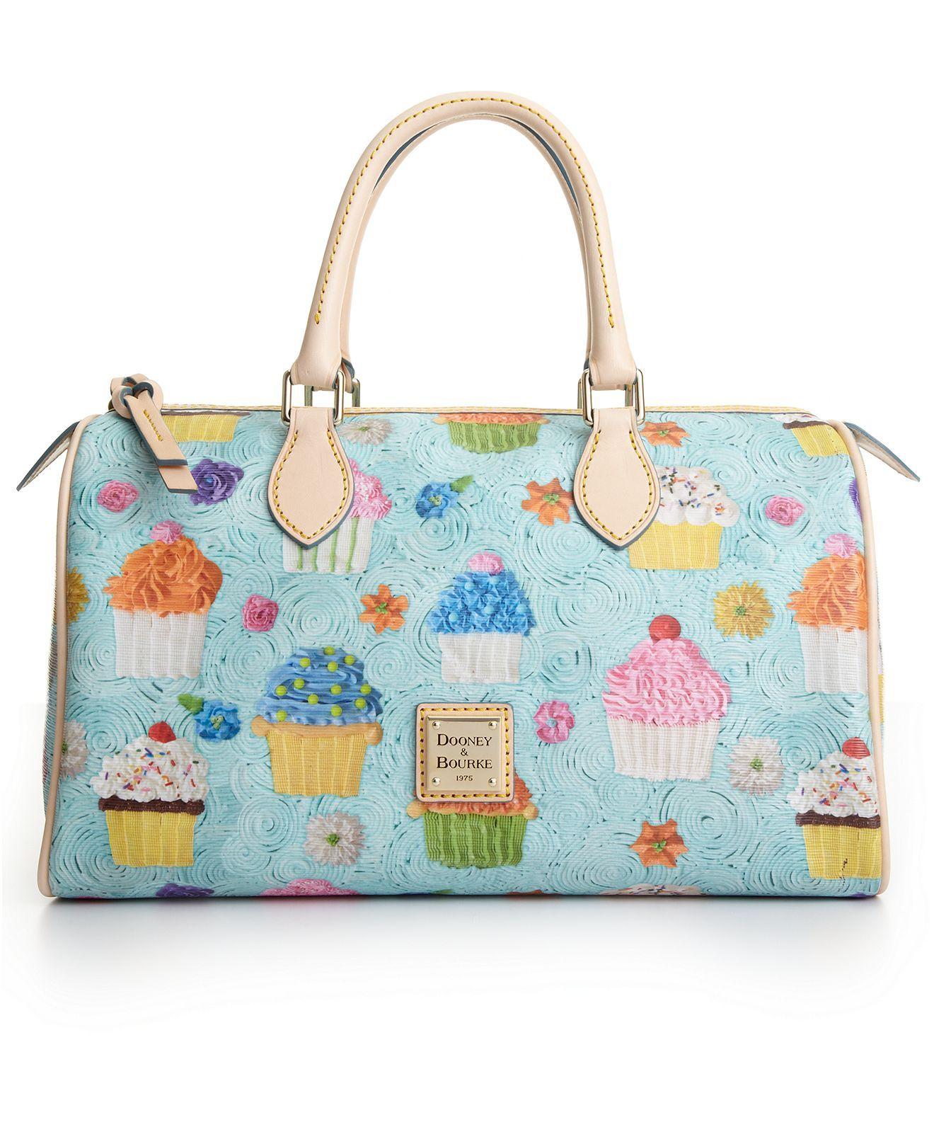 dooney bourke handbag cupcake satchel dooney bourke