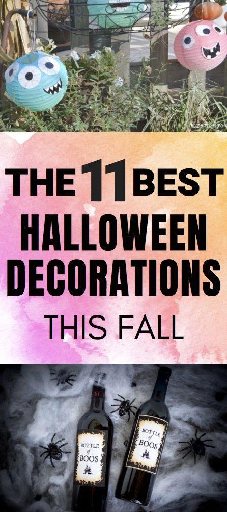 11 Cheap Halloween Decorations You Can DIY Best of Millennial Boss