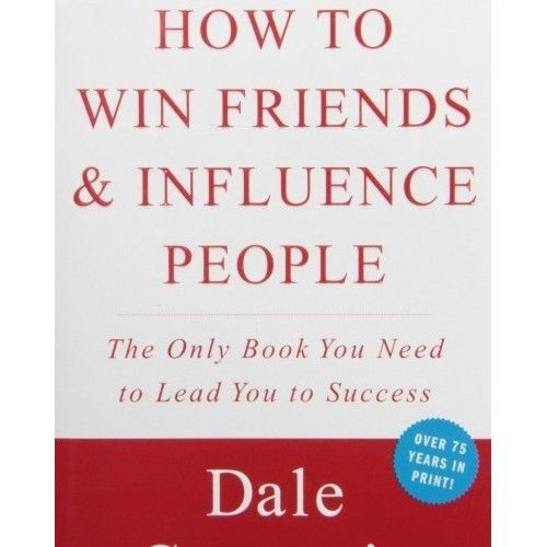 How to Win Friends and Influence People by Dale Carnegie 1998 Paperback | eBay