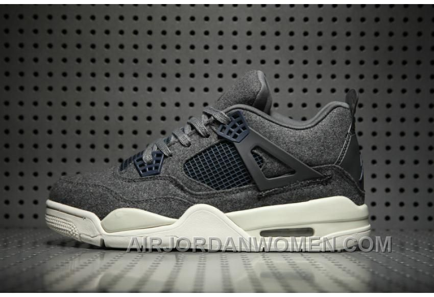 brand new 01c3c 778a2 Buy Air Jordan 4 Wool Dark Grey For Sale from Reliable Air Jordan 4 Wool  Dark Grey For Sale suppliers.Find Quality Air Jordan 4 Wool Dark Grey For  Sale and ...