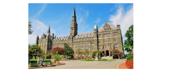 Georgetown university application essay f foreign service