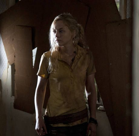 Beth Greene And Daryl Dixon Season 4