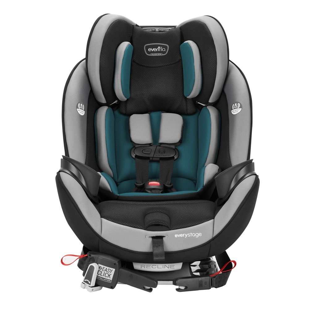 Evenflo Everystage Dlx All In One Car Seat Canyons Products Car
