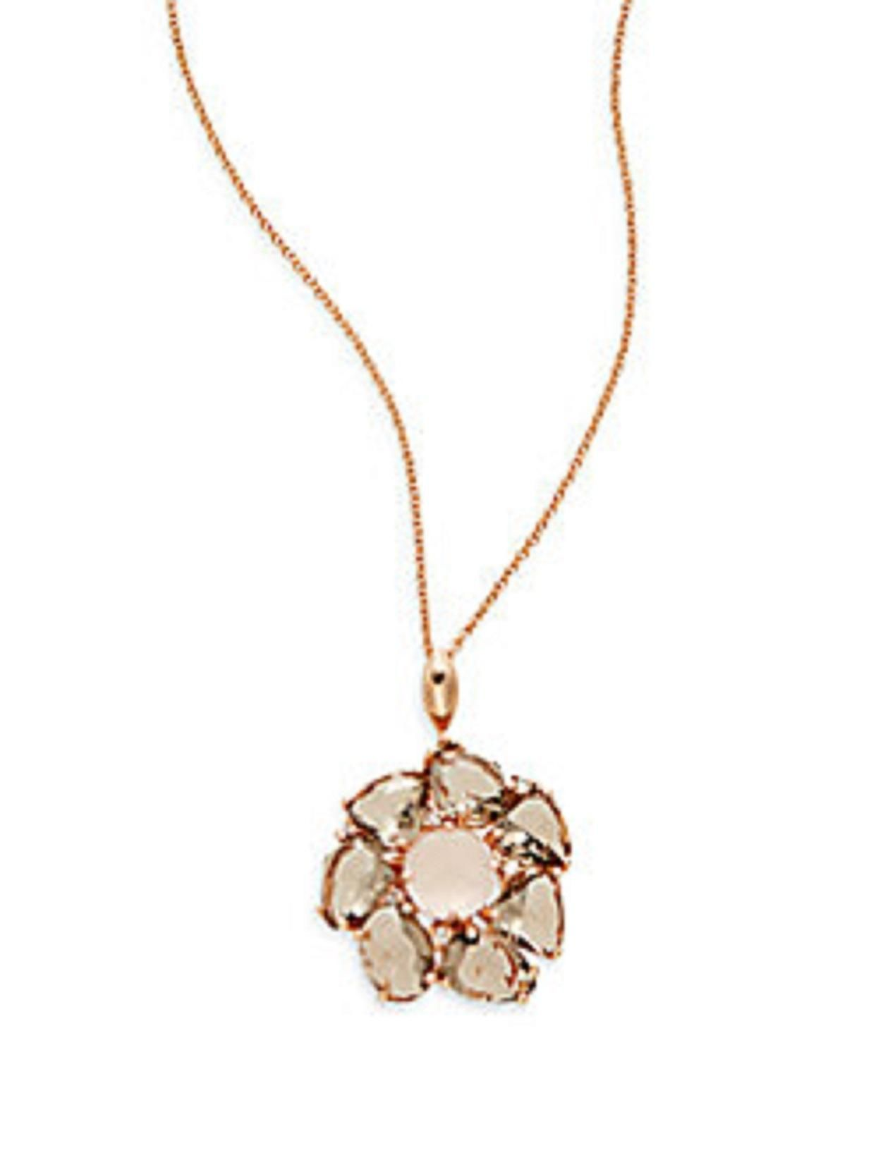 kendra necklaces in flowergirl scott lg gold necklace girl jewelry flower pendant categories