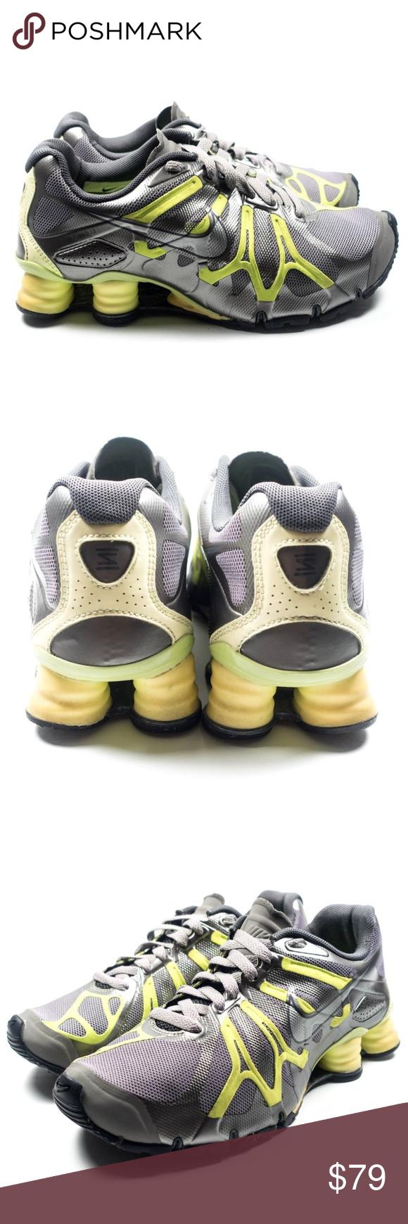 low priced cc730 251ac Nike Shox Turbo 13 Running Shoes Size 7.5 Nike Shox Turbo 13 ...
