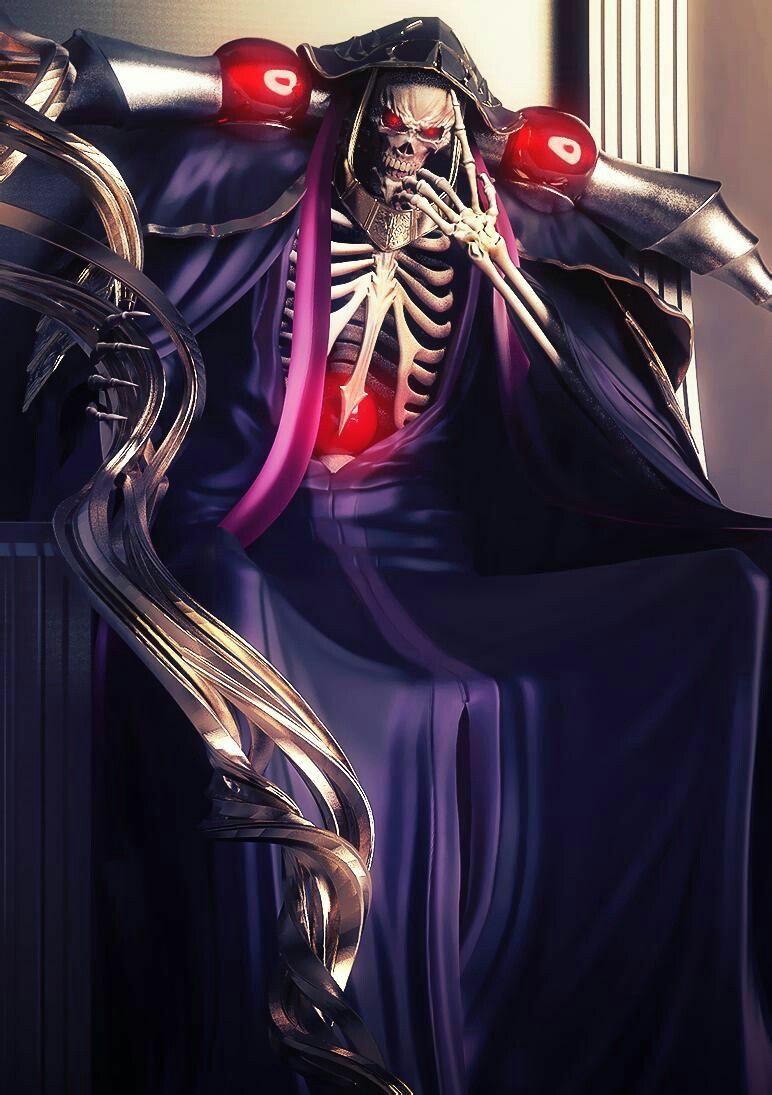 Pin by Ai Pra on overlord Slayer anime, Manga anime