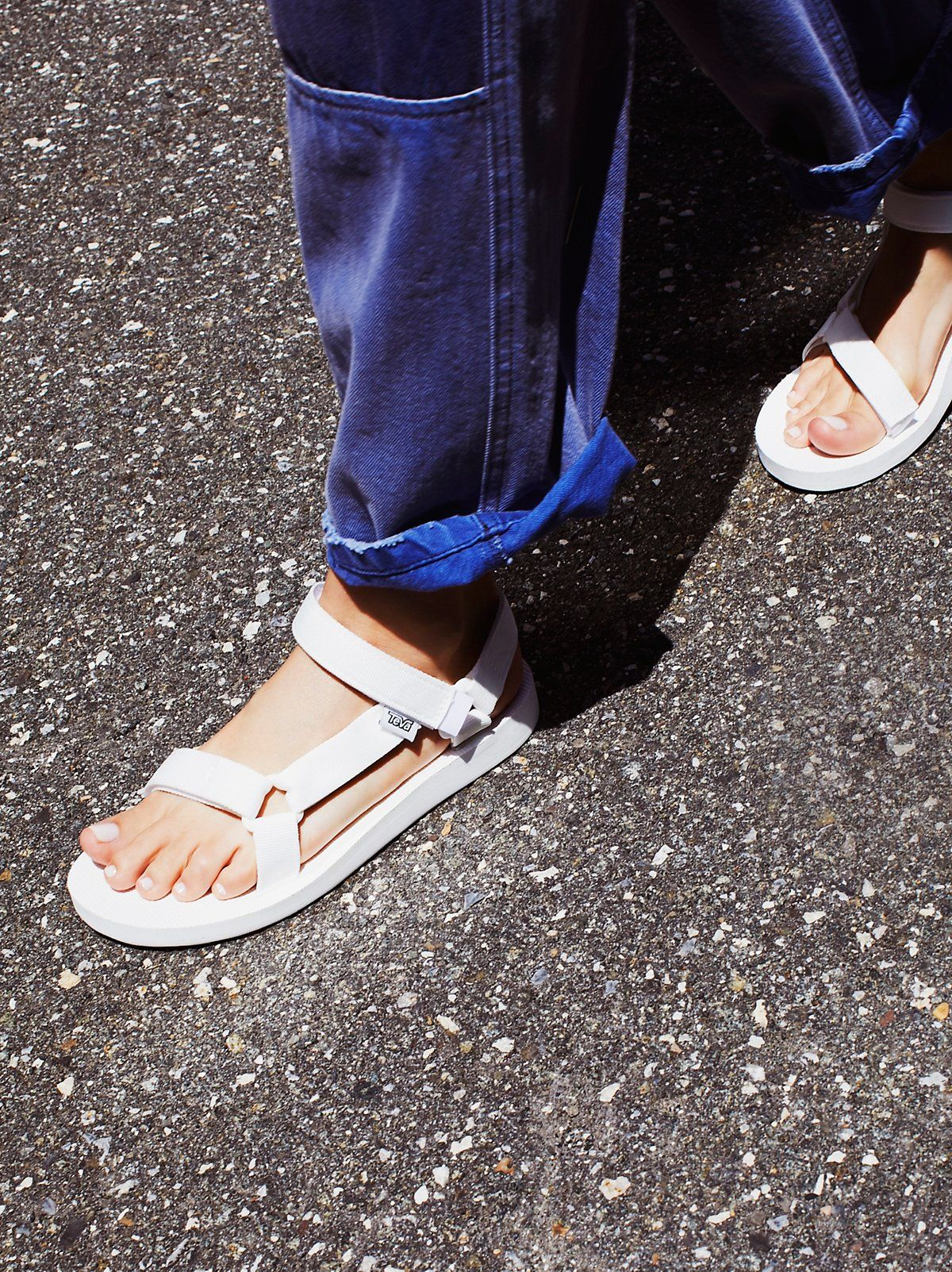 Original Universal Teva Teva S Classic Universal Sandal Featuring An Easy Comfortable Design For All Day Wear Comfort Teva Sandals Teva Ankle Strap Heels
