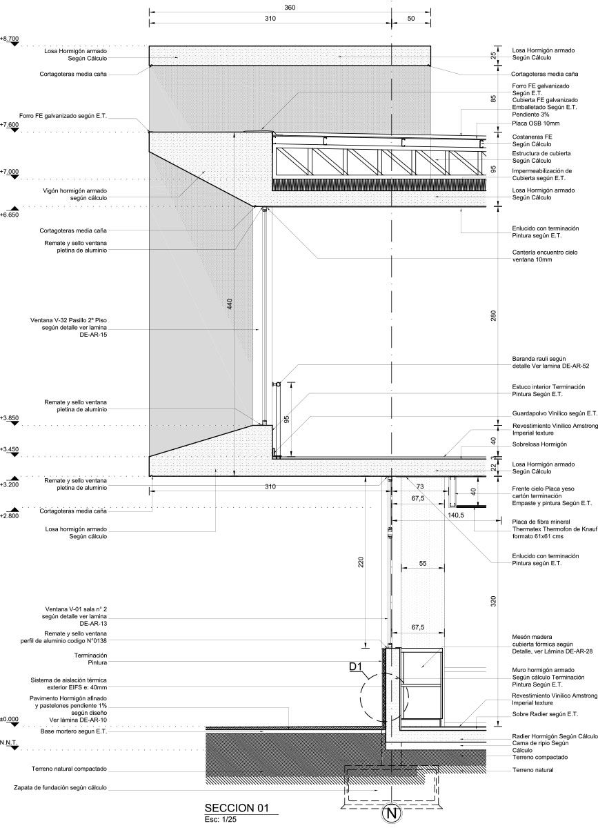 Gerardo valle p arquitecto lower prep quad grange school