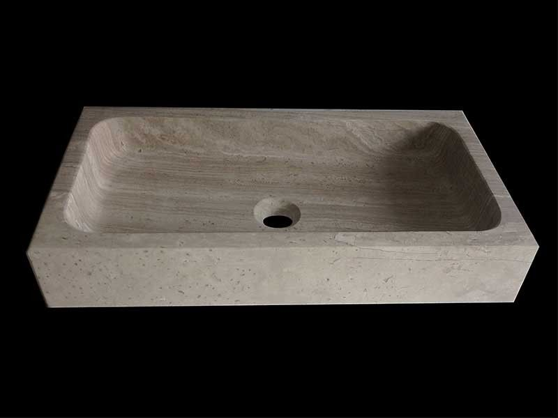 Cestino bagno ~ Lavabo d arredo luxor nero africa lavabi bagno