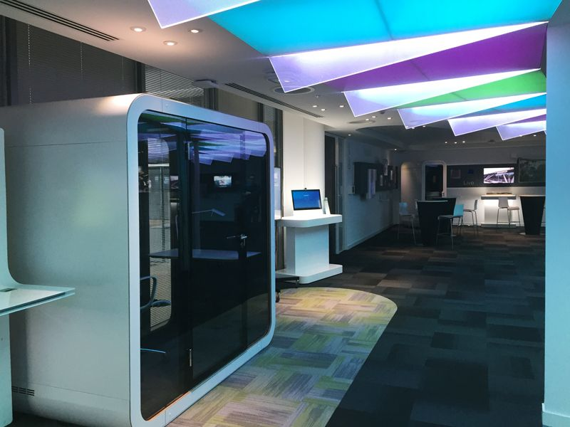 Cisco Office Blueprint Creating Happy Offices Sound