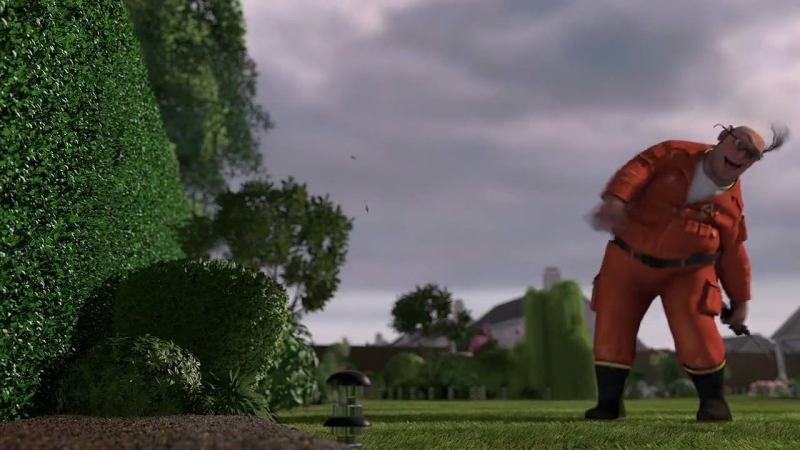 Over The Hedge 2006 Animation Screencaps Dreamworks Couple