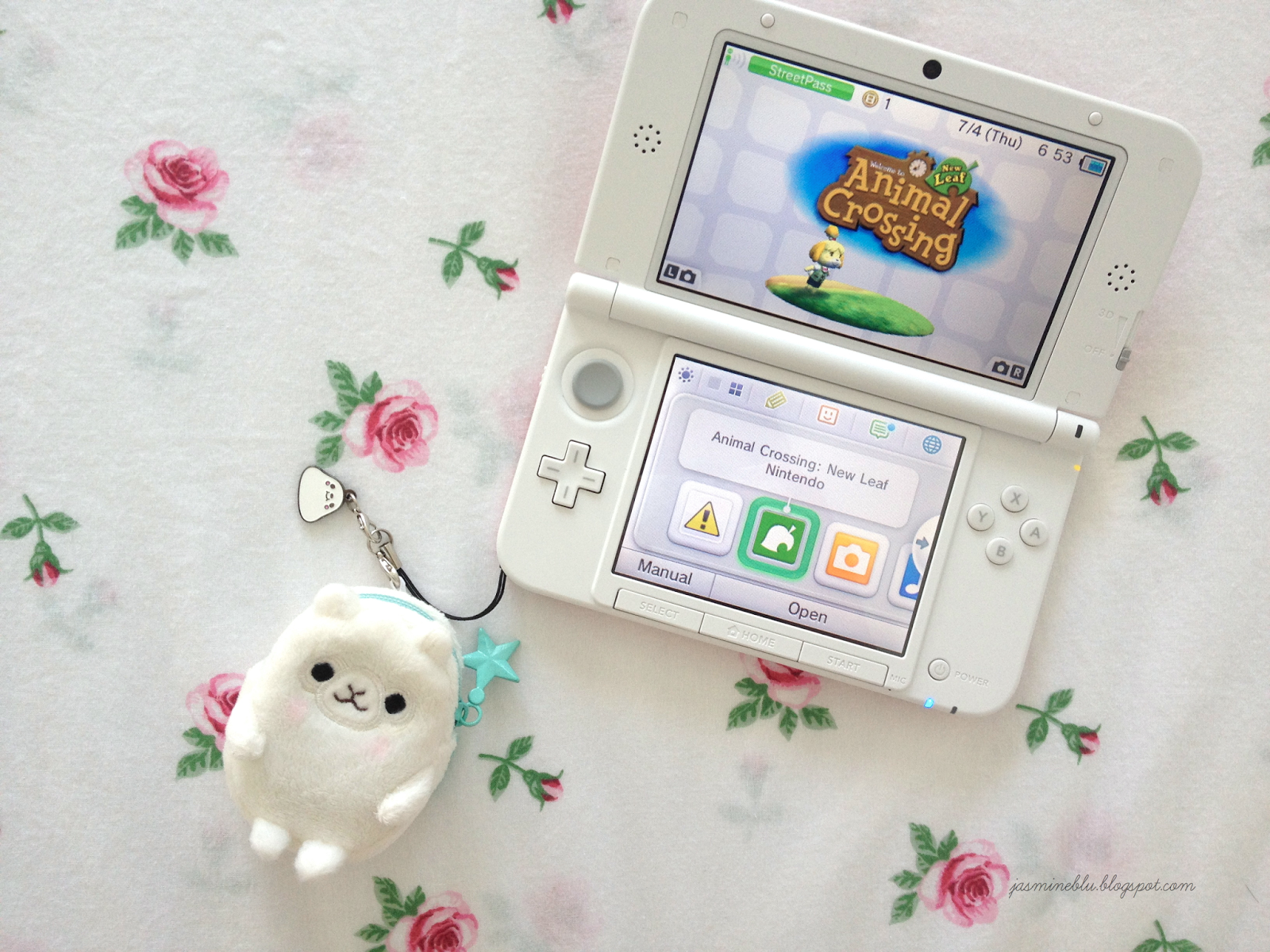 Cantliveitdown: 3ds Xl + Animal Crossing New Leaf Review ™�