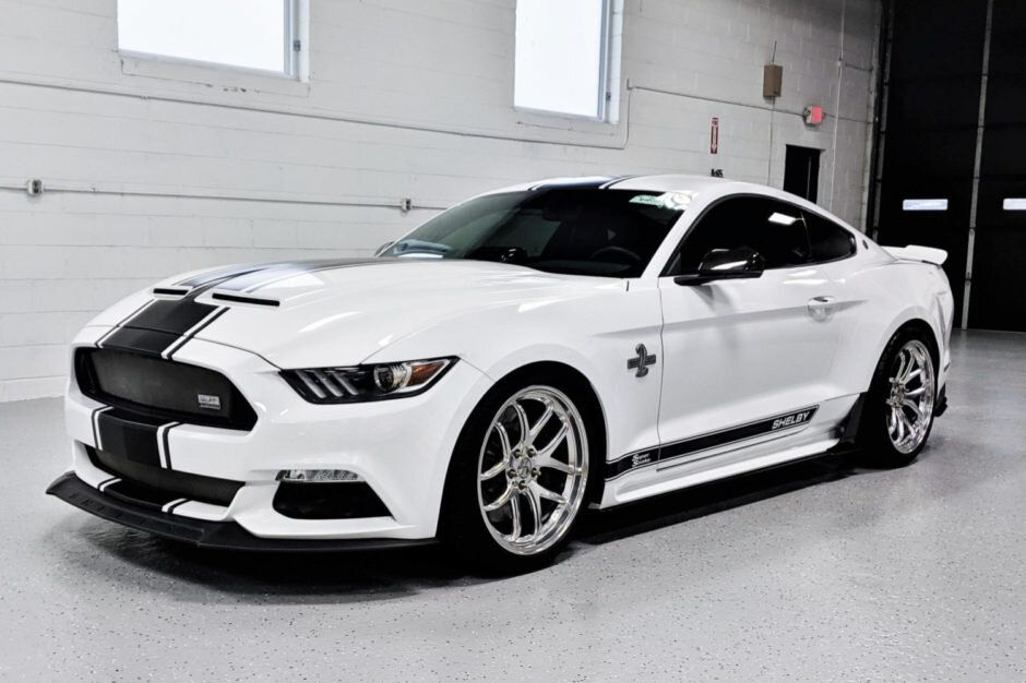For Sale 2017 Ford Mustang Shelby Super Snake 50th Anniversary
