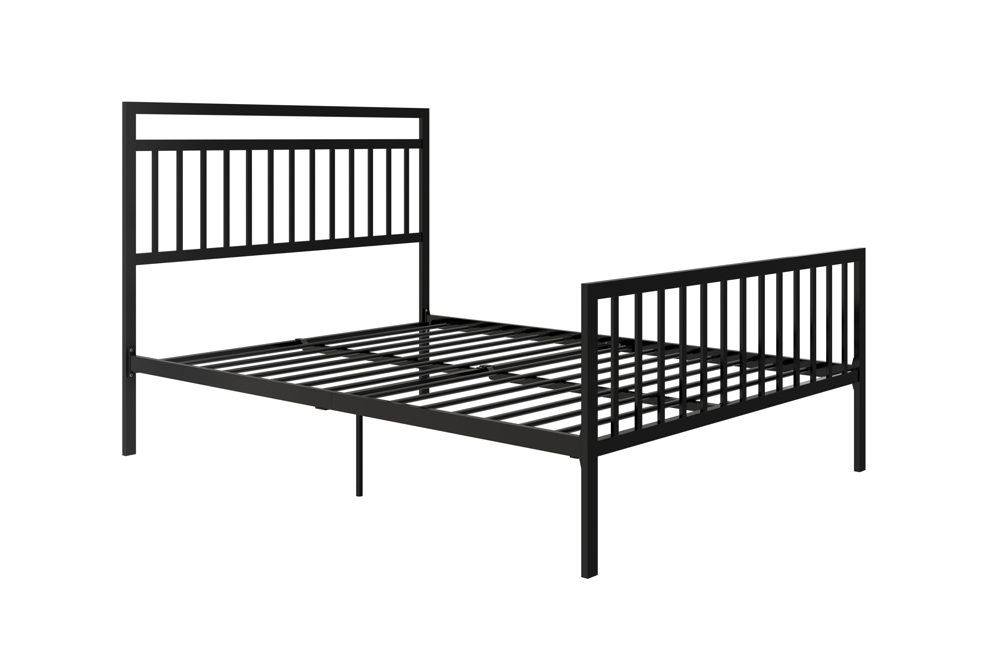 Metal Queen Bed Black Products In 2019 Queen Metal Bed