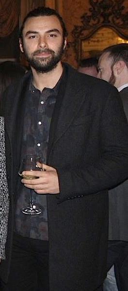 Aidan at a party