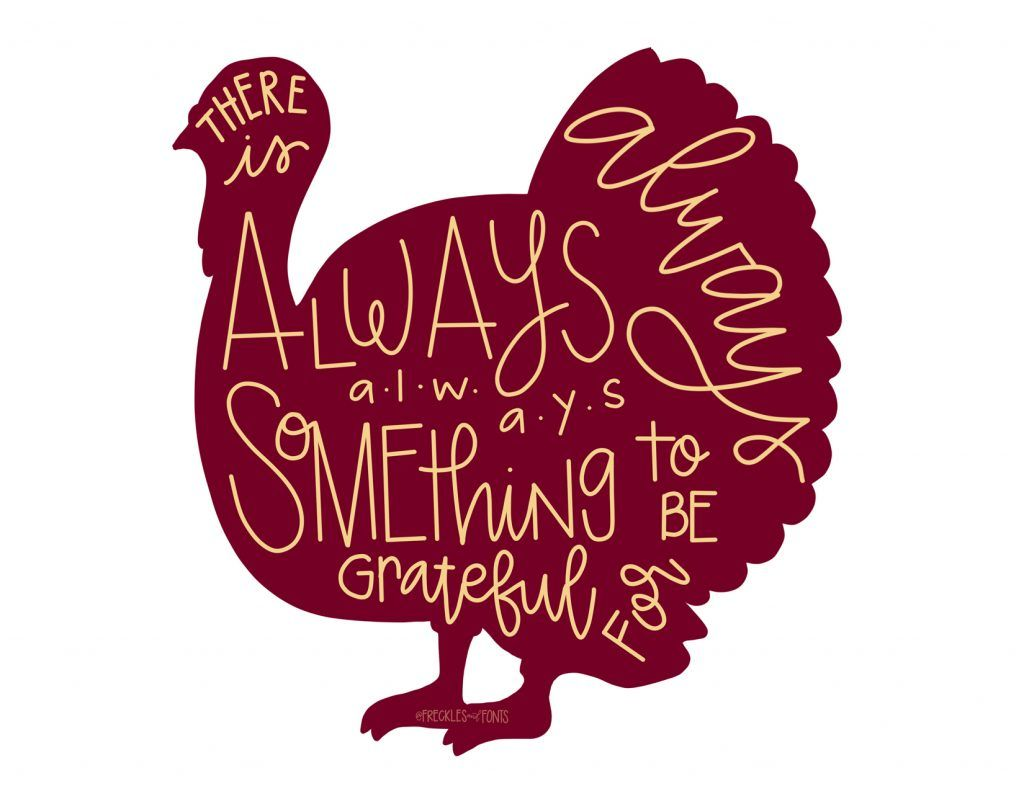 Free Thanksgiving Printables And Activity