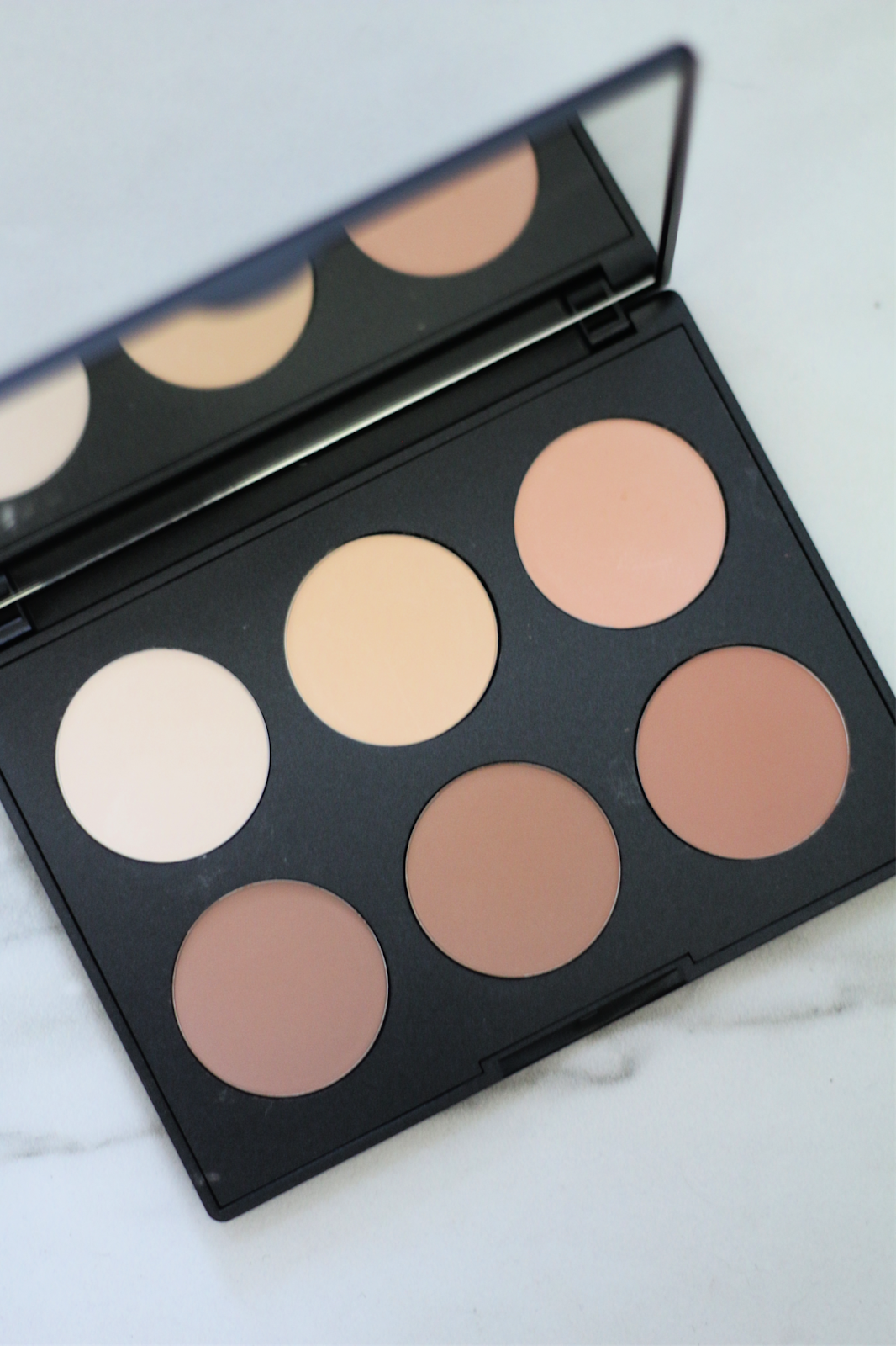Profusion Studio Blush Palette Review and Swatches