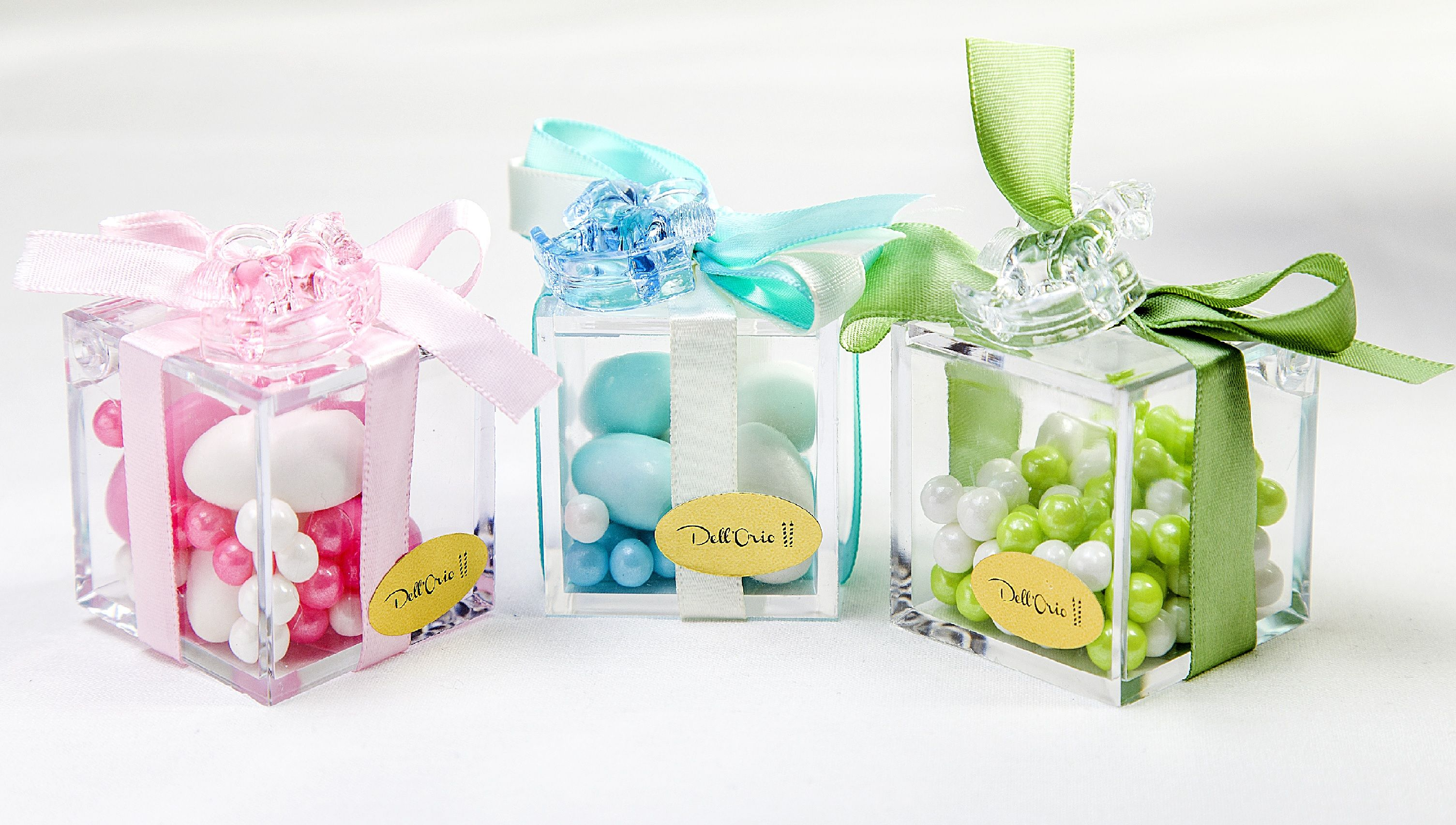 Beautiful And Unique Baby Shower Favors Italian Design Inspirations