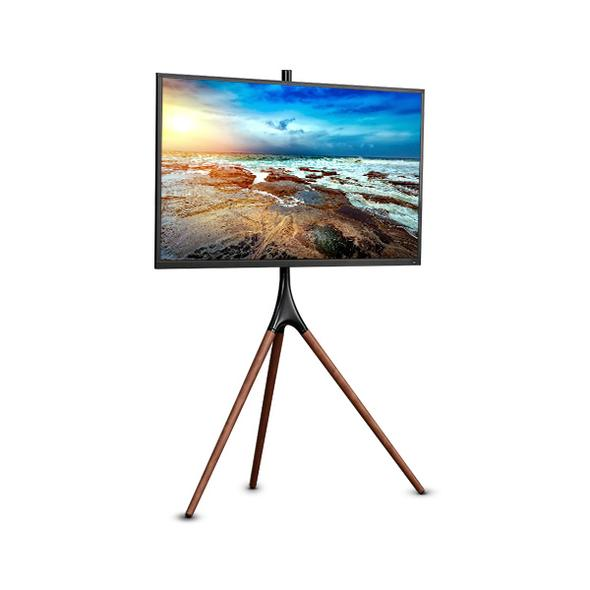 Tripod Tv Display Floor Stand Elttvs 01 In 2020 Tv Display Mounted Tv Tv Stand With Mount