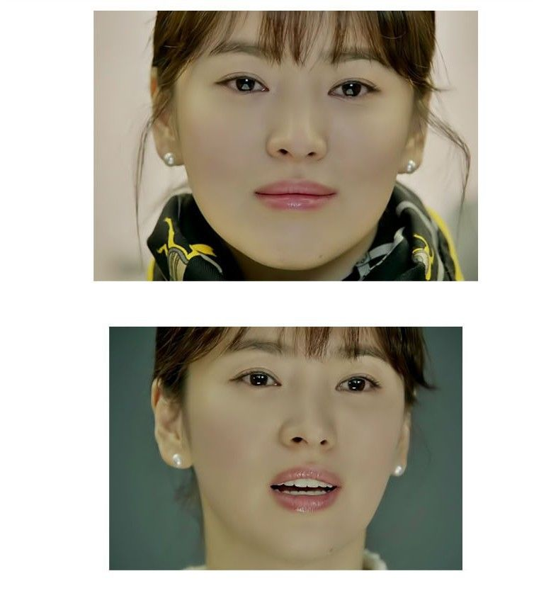 Pin oleh Thanh Xuân di Song Hye Kyo | Aktris, Kecantikan
