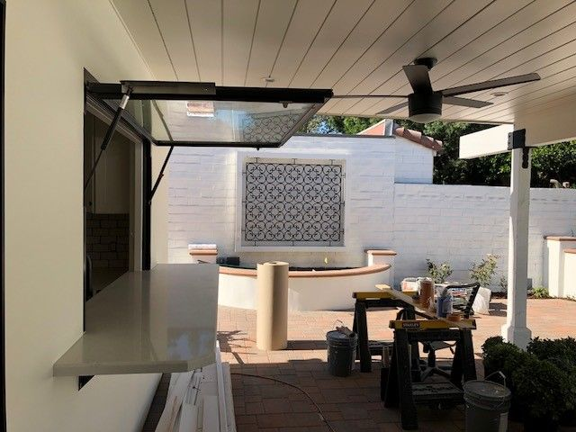 Westlake Village Remodel - perfect vision for combining ... on New Vision Outdoor Living id=46145