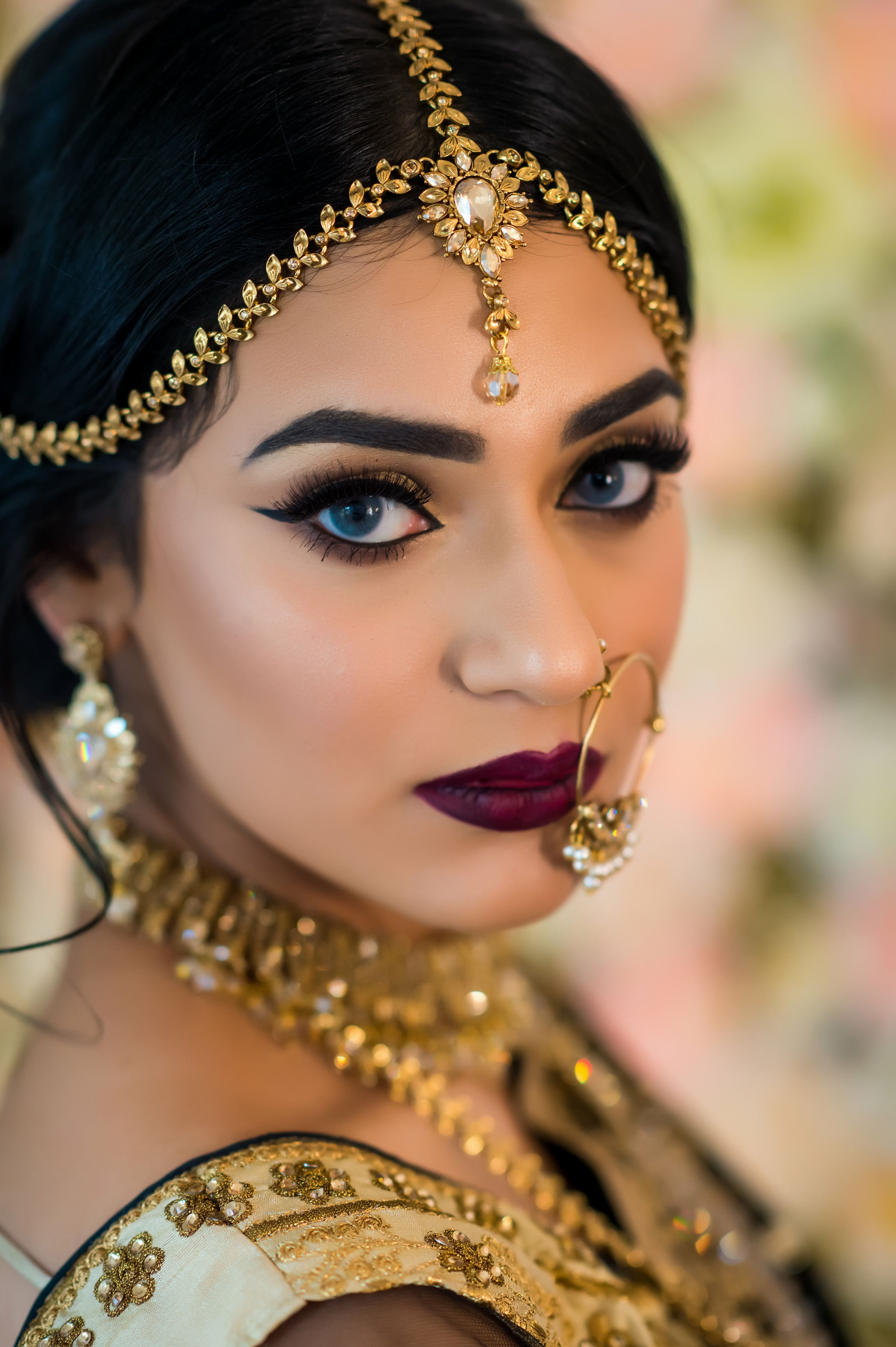 Simply Navabi Collection Indian bridal jewelry sets