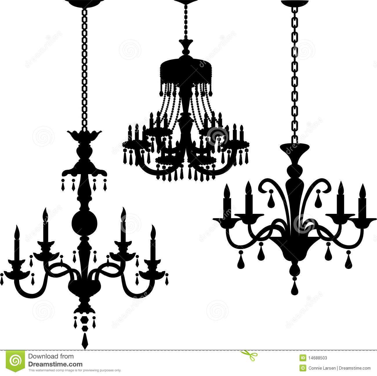 Chandelier silhouette clip art free diy craft ideas pinterest chandelier silhouette clip art free arubaitofo Gallery