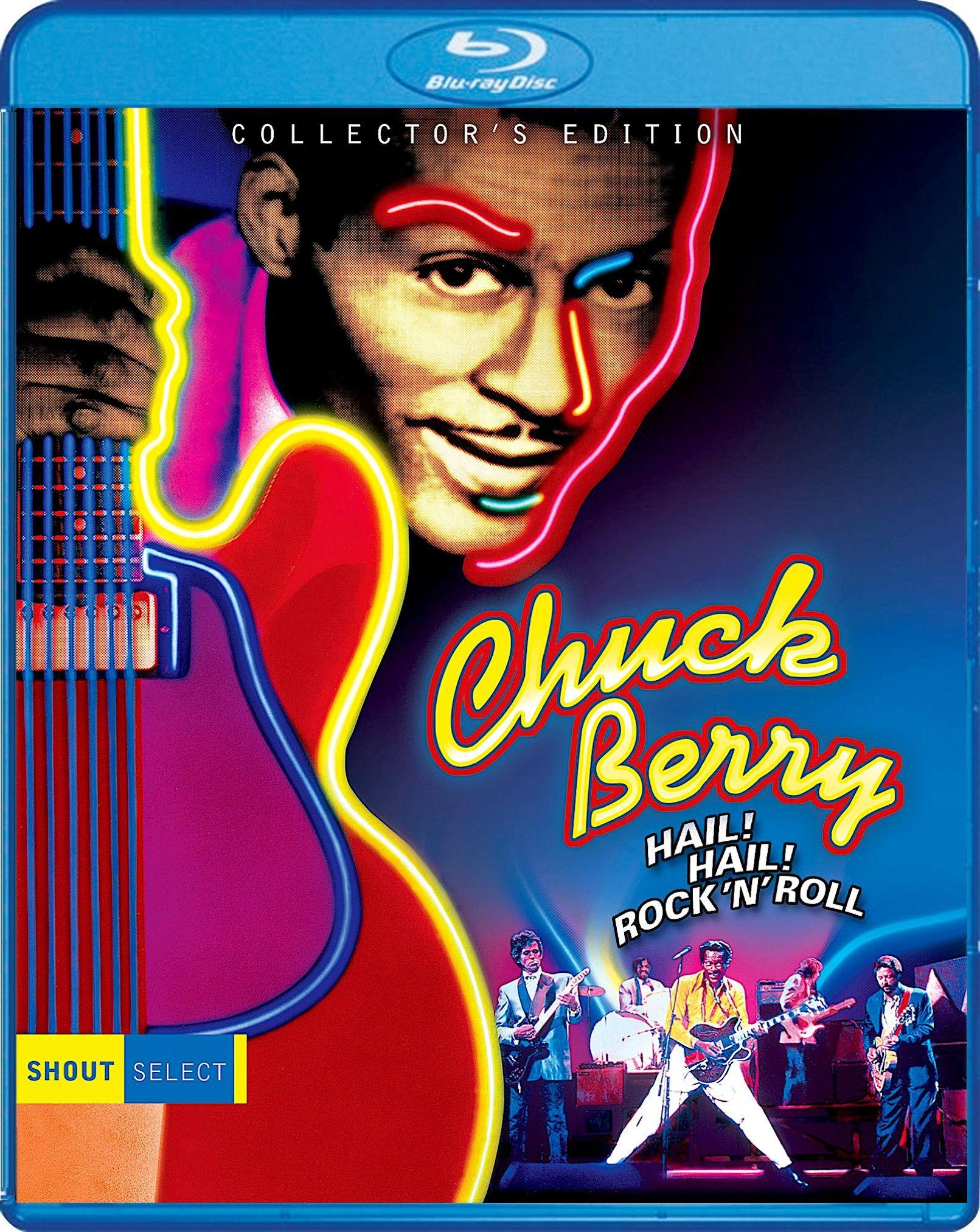 CHUCK BERRY HAIL! HAIL! ROCK 'N' ROLL COLLECTOR'S EDITION