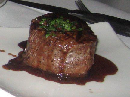 Cabernet Filet Mignon Steak Recipe Cast Iron Recipies