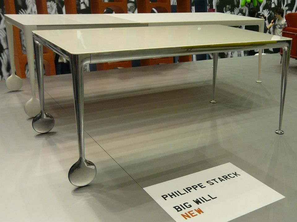 table big will philippe starck pour magis http www. Black Bedroom Furniture Sets. Home Design Ideas