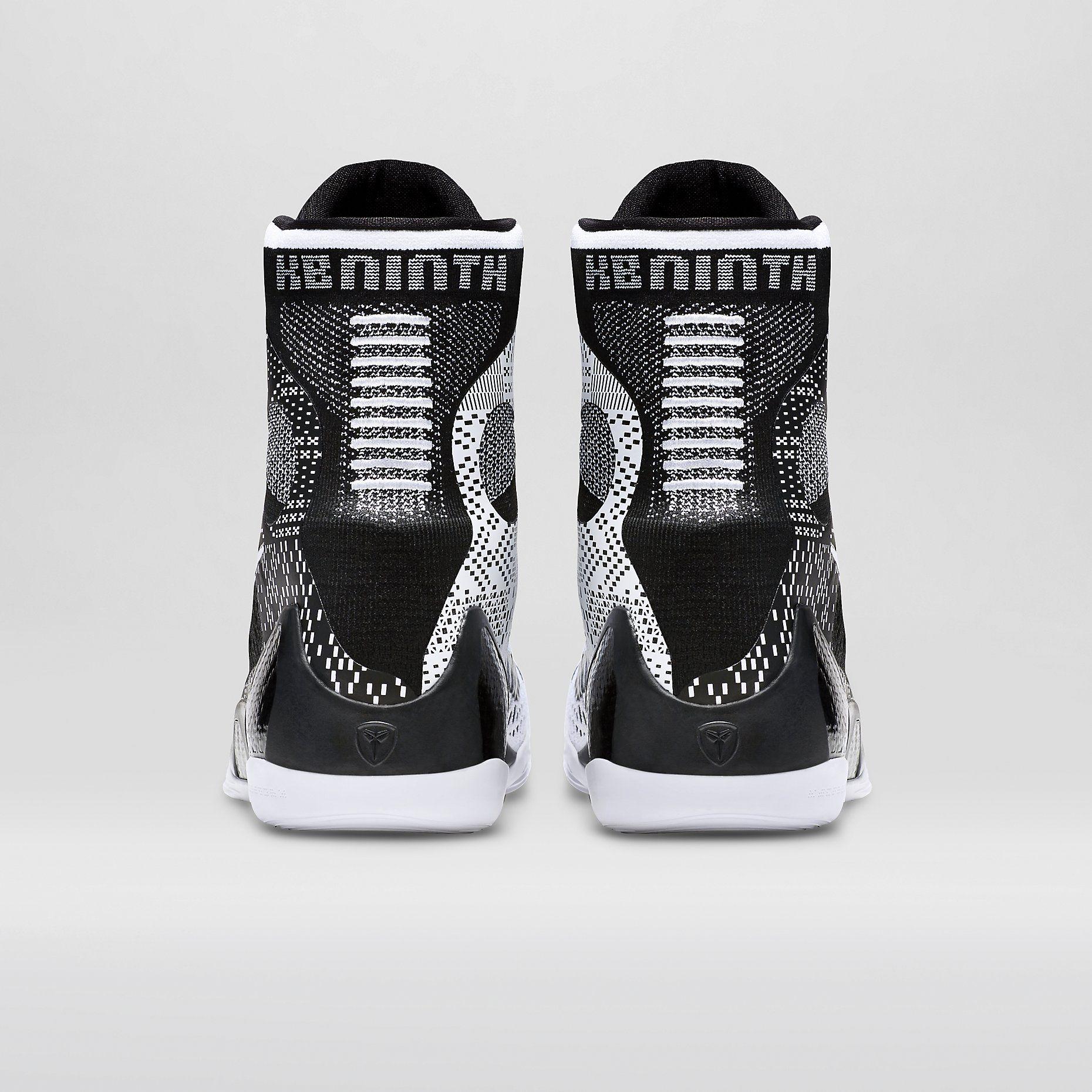 more photos 1404a 20600 Kobe 9 Elite BHM Men s Basketball Shoe. Nike Store UK