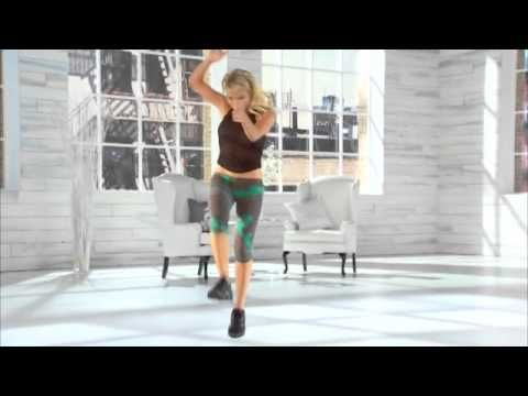 Fitness Cardio Ta Dance Workout Tracy Anderson Tracy Anderson Workout