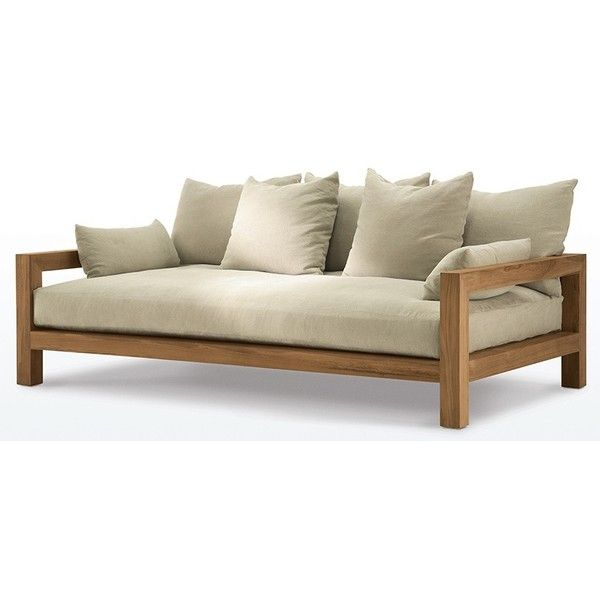 MONTECITO DAYBED ❤ Liked On Polyvore Featuring Home, Furniture, Sofas,  Casual Furniture,