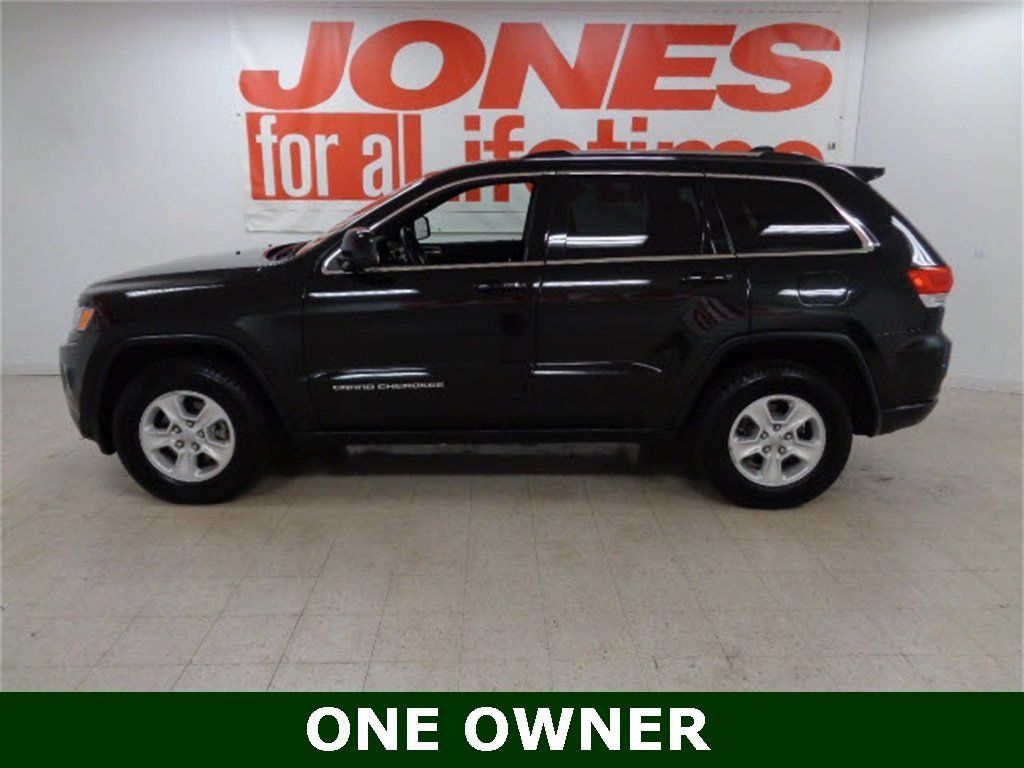 Used 2015 Jeep Grand Cherokee 4WD Laredo Sport Utility for