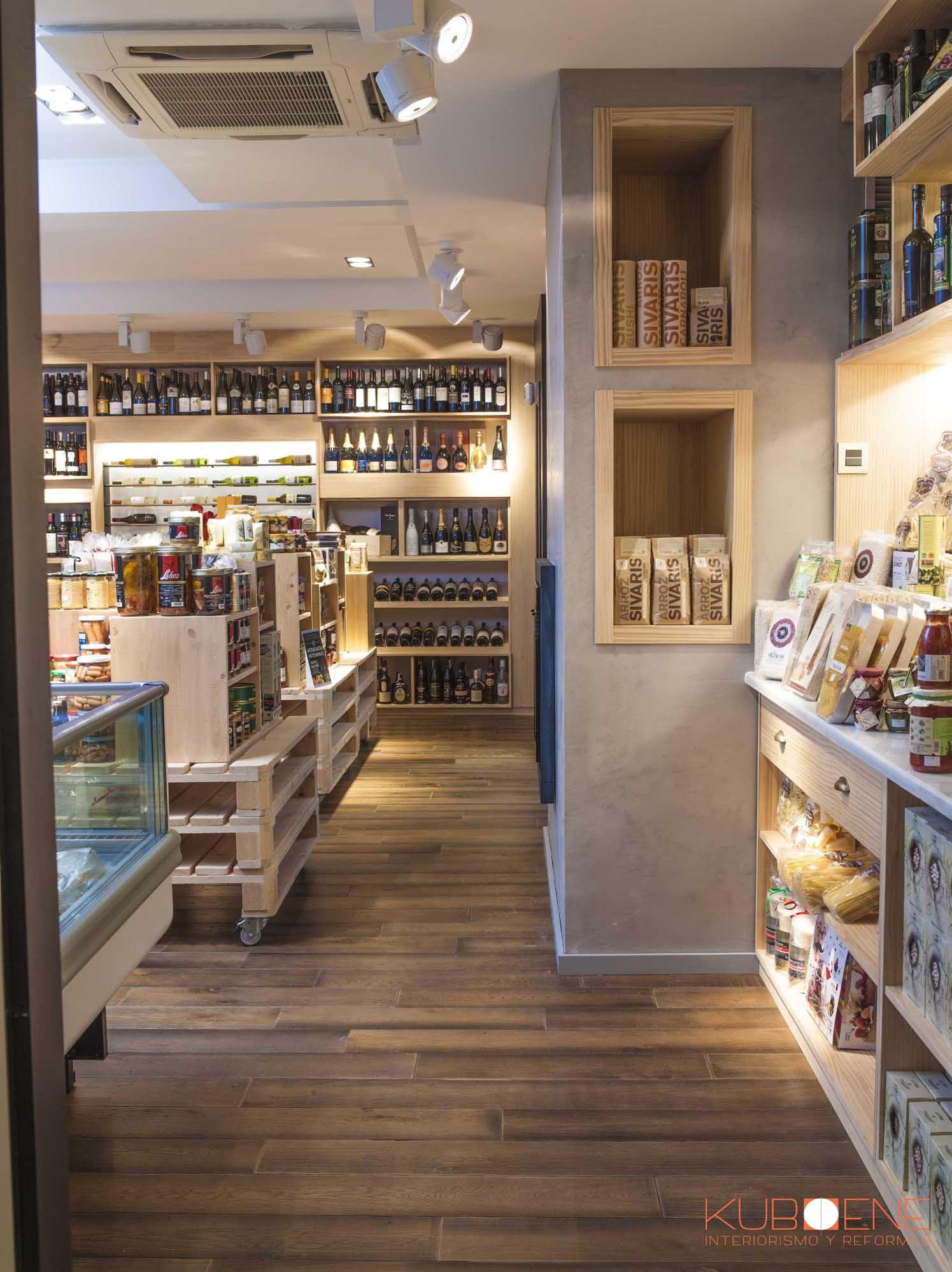 Abarrotes Tienda De Productos Gourmet En Las Matas Madrid By  # Muebles Para Tienda Gourmet