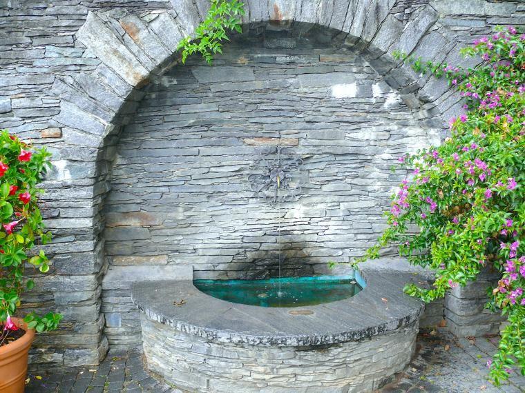 Mit Naturstein den Garten gestalten Und and Garten - garten mit natursteinen gestalten