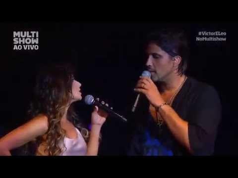 Não precisa/Victor e Leo part. Paula Fernandes - YouTube
