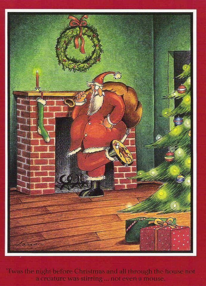Far Side Christmas Cartoons : christmas, cartoons, Yahoo, Login, Christmas, Humor,, Cartoons,, Cartoons