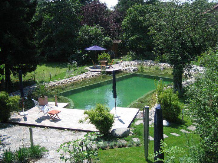 Pin Von Heli Raidve Auf Badeteich Schwimmteich Naturschwimmbecken Wasserspiel Garten