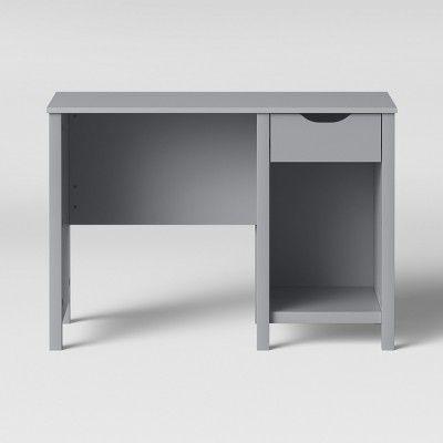 Osa Kids' Desk Light Gray - Pillowfort™