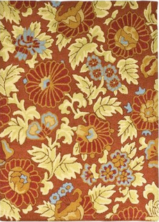 Fieldcrest Luxury Tapestry Rug From Target Color Scheme Of Our