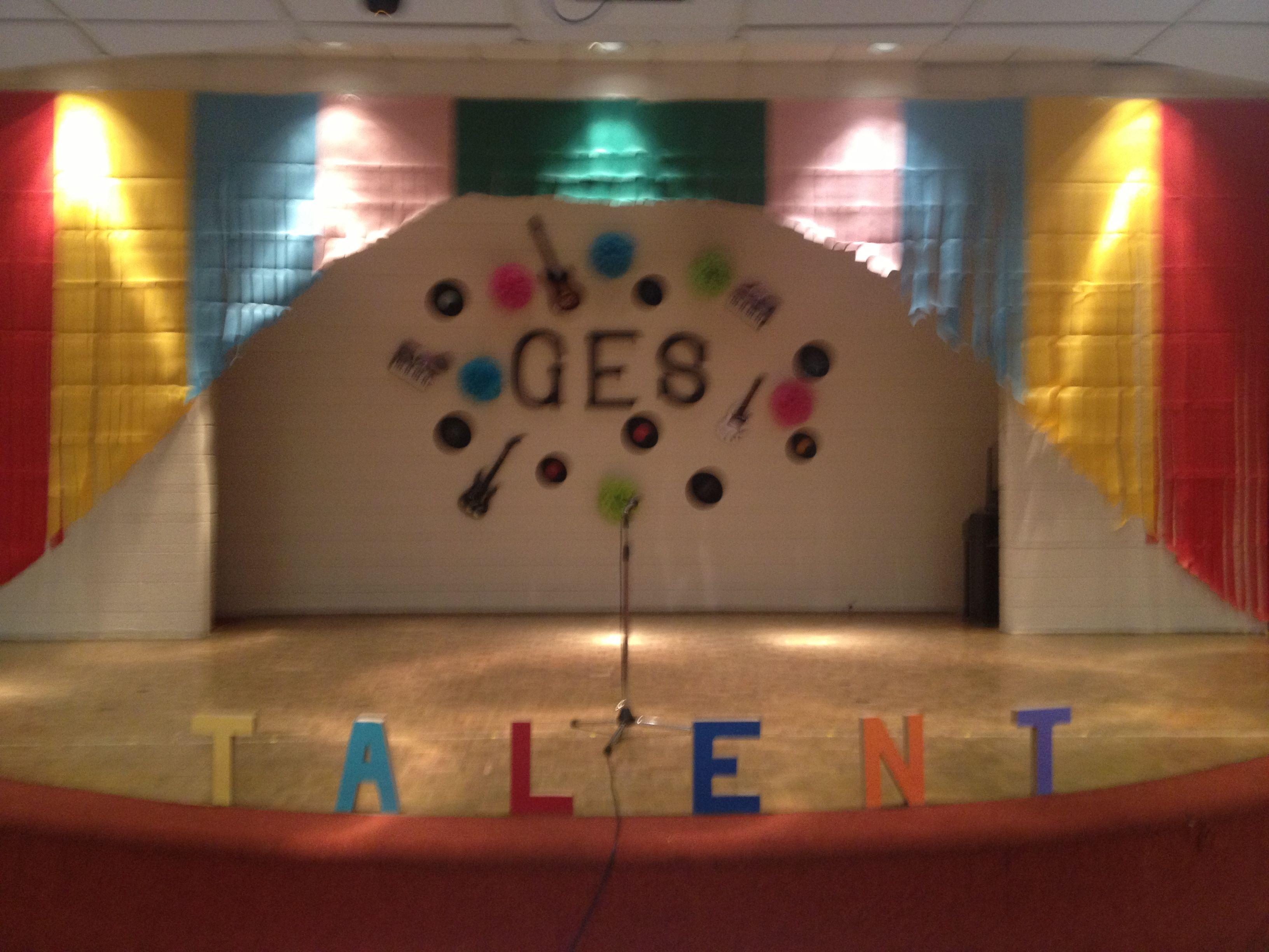 Talent Show Ready For My Classroom Talent Show Got Talent Show