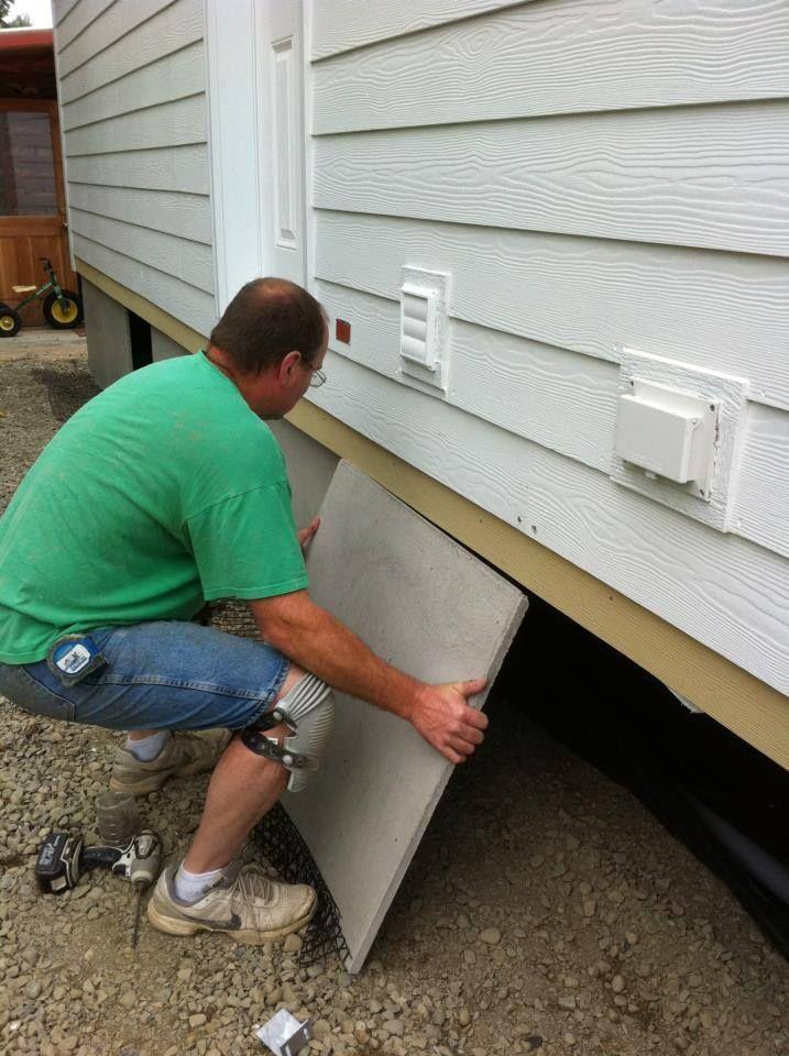Vinyl Deck Repair