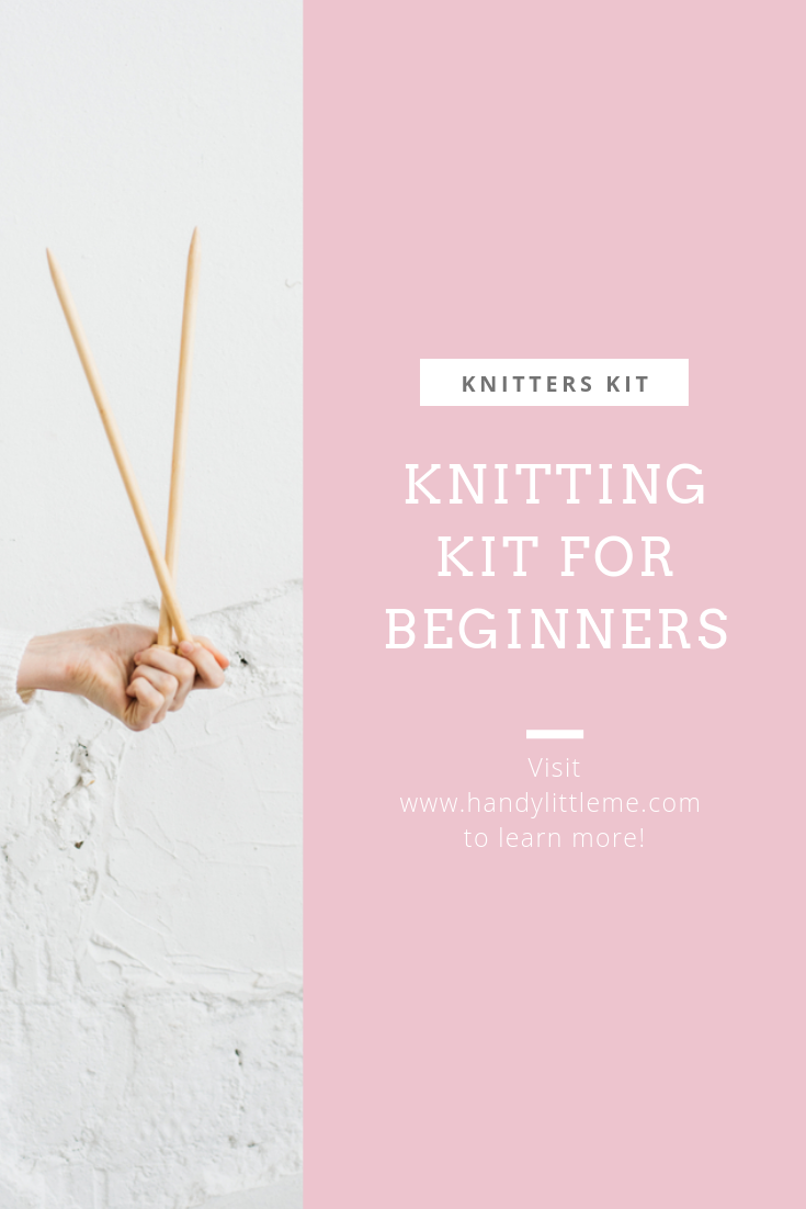 Knitting Kit For Beginners :  Knitting kit for beginners – Take a look at this…