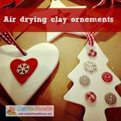 Air drying clay ornements – #Air #Clay #drying #ornements