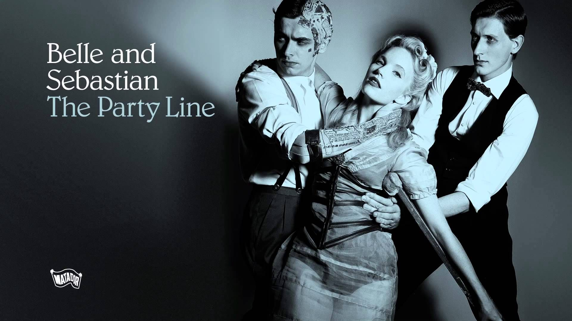 The Party Line By Belle And Sebastian Belle And Sebastian Music Clips Singer