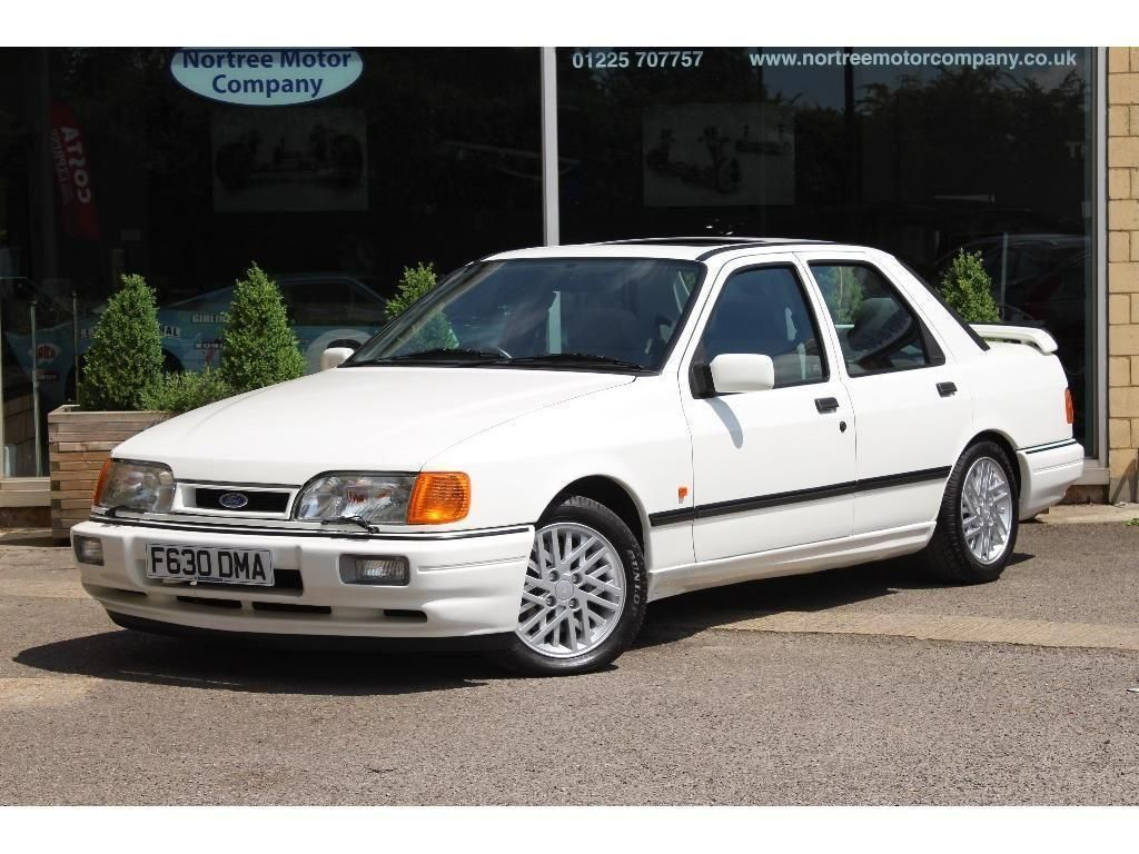 Check Out This Fast Ford 1988 Ford Sierra Sapphire 2 0 Rs
