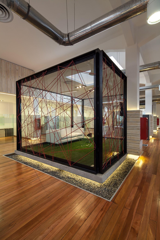 Telecommunication Room Design: Gallery Of Autogasco Headquarters / Nicolás Maino Gaete