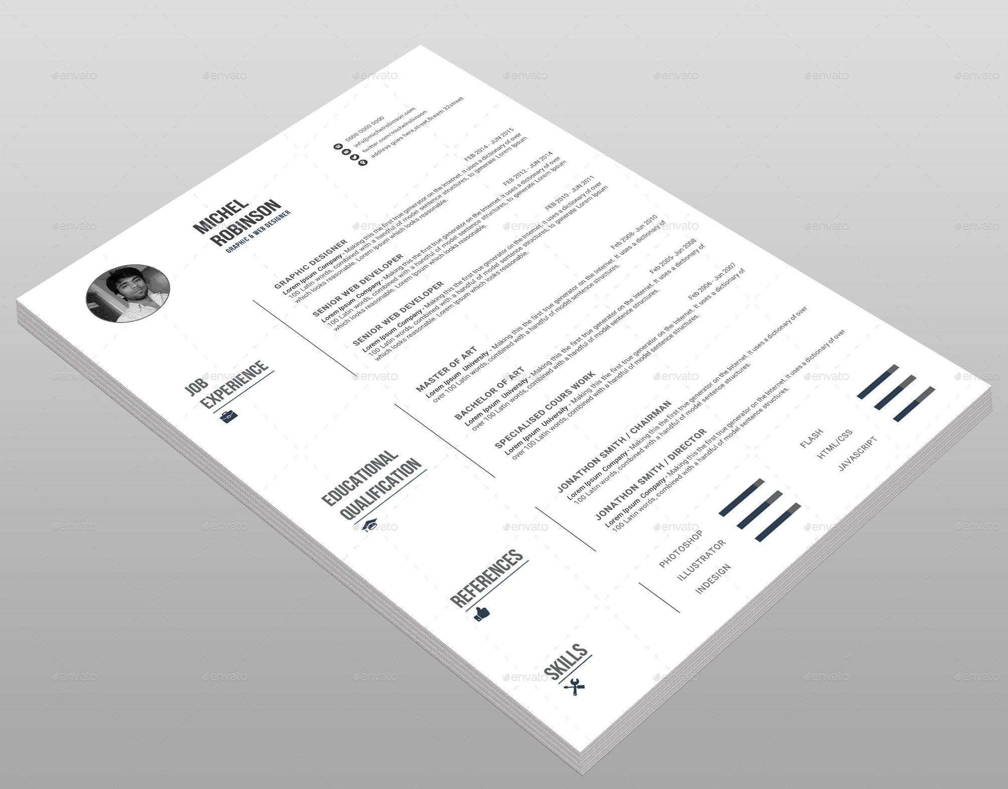 Resume cv resume cover letter for resume