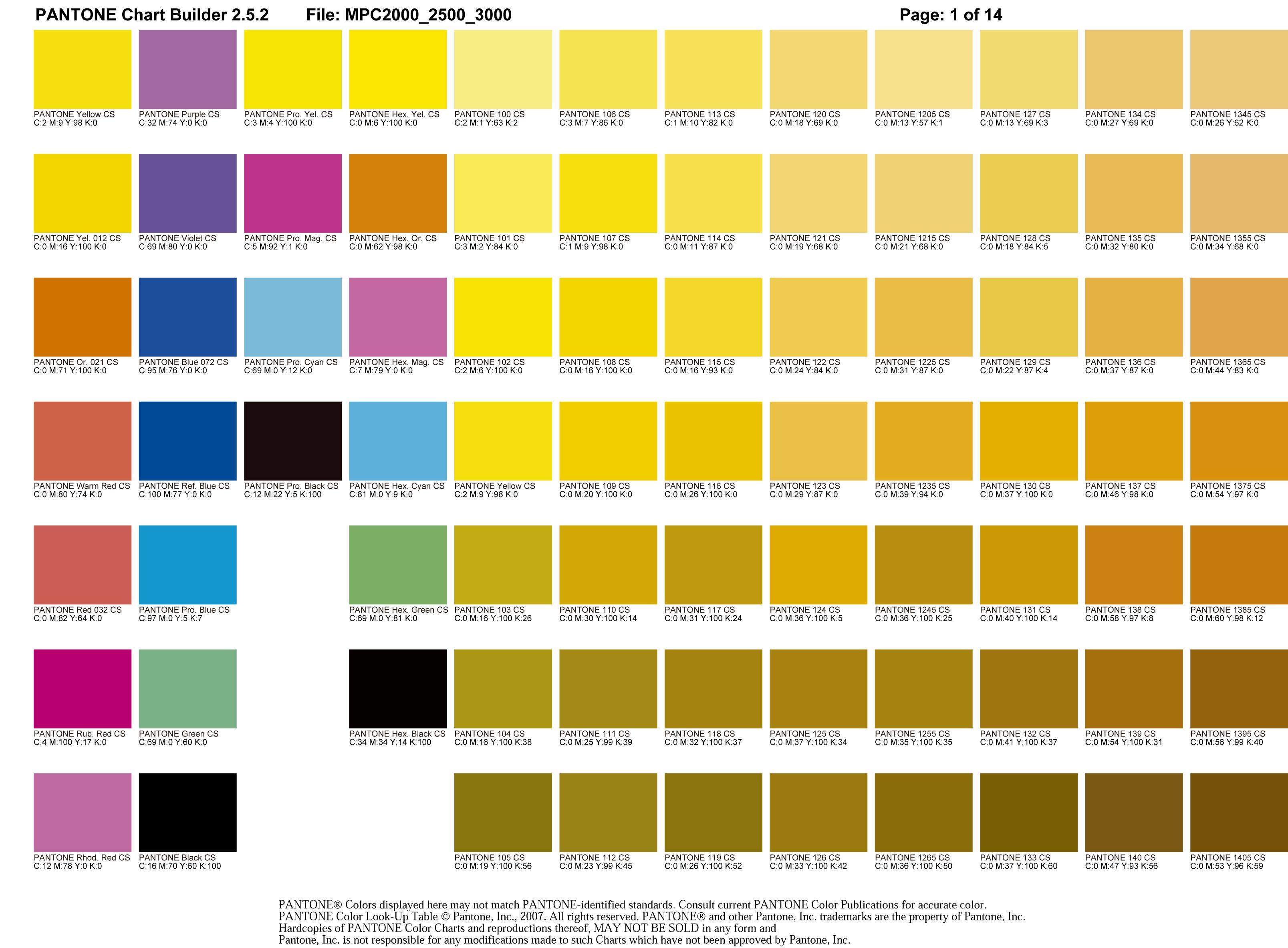Colores pantone color pinterest pantone pantoner color bridgetm cmyk ec geenschuldenfo Image collections